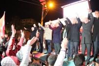 İSMAIL BILEN - Cumhur İttifakı Adaylarına Meşaleli Karşılama