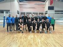 MURAT ASLAN - Evinde Namağlup Solhanspor, Efeler Ligi'ne Hazırlanıyor