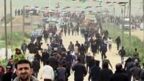 HAMAS - 'Filistinli Grupların Ablukanın Kırılması Talebine Karşı Olumlu Tepkiler Alıyoruz'