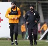YUTO NAGATOMO - Galatasaray'da Diagne Ve Mitroglou Düz Koşulara Başladı