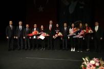Ziya Selçuk - Gaziantep Kolej Vakfı Fen Lisesi'nden Umut Dinç'e  TÜBİTAK Ödülü