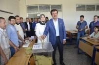 AYDIN ŞENGÜL - İzmir'de Siyasilerin Oy Kullanacağı Yerler Belli Oldu