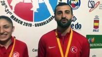 MİLLİ SPORCULAR - Karatede Aktaş Ve Çoban'ın Avrupa Şampiyonluğu Gururu
