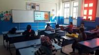 MADDE BAĞIMLILIĞI - Öğrencilere Ve Velilerine Bağımlılıkla Mücadele Eğitimi