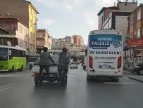 Patenli Gençler, Trafikte Ölüme Davetiye Çıkarttı