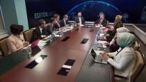 NUMUNE HASTANESİ - TÜSEB'e 'Mühendis' Başkan