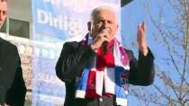 HıZLı TREN - Yıldırım, Seçim Çalışmalarını Silivri'de Tamamladı