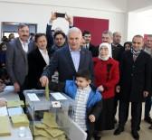 SEMİHA YILDIRIM - AK Parti İstanbul Büyükşehir Belediye Başkan Adayı Binali Yıldırım Oyunu Kullandı