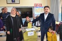 Balıkesir Büyükşehir Ve İlçe Belediye Başkanları Oylarını Kullandı
