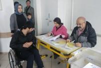 BAŞAKŞEHİR BELEDİYESİ - Başakşehir'de 'Engelsiz' Seçim