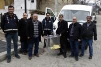 Gümüşhane'de 30 Kişi Seyyar Sandıkla Oy Kullandı