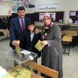 ÖRENCIK - Kahramankazan'da Seçim Heyecanı