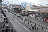 POLİS ÖZEL HAREKAT - Muş'ta Üst Düzey Seçim Güvenliği Alındı