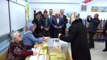 SELAHADDIN - TBMM Başkanı Mustafa Şentop Oyunu Kullandı