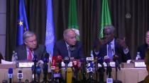 ADDIS ABABA - Tunus'ta 'Dörtlü Libya' Toplantısı