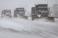 NEW JERSEY - ABD Kara Kışa Teslim Oldu
