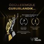 ABD Markasından Lüleburgaz'a 3 Ödül