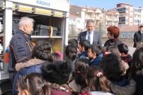DEPREM RİSKİ - Afet Ve Deprem Anları Öğrencilere AFAD Tarafından Anlatılıyor