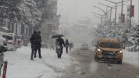 Ahlat'ta Kar Tatili