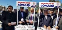 AK Parti Mardin Gençliği Her İlçede Stand Açtı