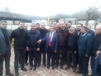 AHMET SALIH DAL - AK Partililer'in Elbeyli'ye Çıkarma Yaptı