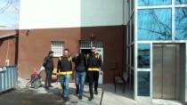 Aksaray'daki Polis Memuruna Silahlı Saldırı