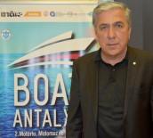 GEZİ TEKNESİ - Antalya,Boat Show 2019'A Hazır