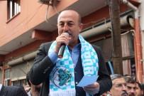 Bakan Çavuşoğlu Açıklaması 'Bunlar Mı Kudüs'e Sahip Çıkacak?'