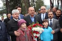 Bakan Çavuşoğlu Açıklaması 'Fırat'ın Doğusundaki O Teröristleri De O Bölgeden Temizleyeceğiz'