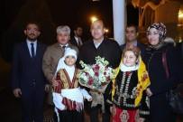 Bakan Çavuşoğlu Hatay'a Ulaştı