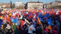 Bakan Kasapoğlu Açıklaması '31 Mart Seçiminde Şer Cephesine Karşı Onurlu Duruşunuzu Haykıracaksınız'