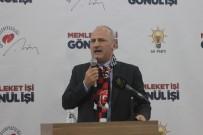 Bakan Turhan; 'Biz Beraber Olduğumuz Sürece Kimse Türk Milletine Racon Kesemez Kural Koyamaz'