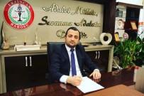 Baro Başkanı Av. Aktürk; 'Avukata En Son Gitmeyin, Avukata En Başta Gelin'