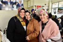 KEMAL TÜRKLER - Başkan Adayı Döğücü Açıklaması '31 Mart'ta Sandıklarda Kadınlarımızın Gücünü Göstereceğiz