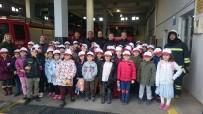 Büyükşehir Belediyesi'nden Öğrencilere İtfaiye Ve Yangın Eğitimi