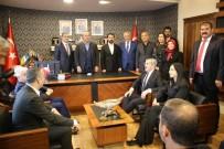 Çavuşoğlu'dan Avusturya'nın 'Bozkurt İşareti' Kararına Tepki
