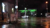 CEYLANPINAR - Ceylanpınar'da Sağanak Yağış