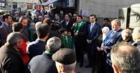 İŞGAL GİRİŞİMİ - Dündar'a Davullu Zurnalı Karşılama
