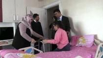Engelli Meryem'in Evde Eğitim Mutluluğu