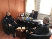 Giresun Emniyet Müdürü Aktaş'tan Seçim Kurulları'na Ziyaret