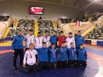 FURKAN DOĞAN - Güreşçilerden 7 Madalya