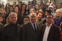 MEHMET YAVUZ DEMIR - Muğla Büyükşehir Belediye Başkan Adayı Hıdır'dan Kadınlara Tam Destek