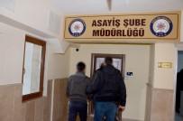 Nevşehir'de Hakkında Arama Kararı Olan 3 Kişi Tutuklandı