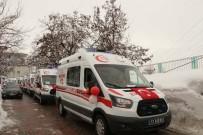 Sağlık Bakanlığından Bitlis'e 16 Yeni Araç