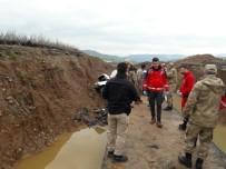 Siirt'e Otomobil Sulama Kanalına Uçtu Açıklaması 1 Ölü