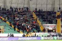 SERKAN TOKAT - Spor Toto Süper Lig Açıklaması Akhisarspor Açıklaması 0 - Aytemiz Alanyaspor Açıklaması 0 (İlk Yarı)