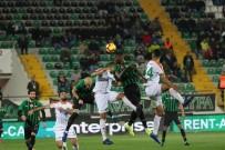 SERKAN TOKAT - Spor Toto Süper Lig Açıklaması Akhisarspor Açıklaması 3 - Aytemiz Alanyaspor Açıklaması 1 (Maç Sonucu)