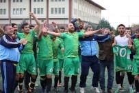 ALTINŞEHİR - Türkiye Sağırlar Futbol Süper Ligi