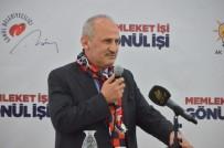 Ulaştırma Bakanı Turhan; '5 G Birçok Ülkeden Önce Türkiye'de Hizmete Girecek'