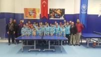 KADIR HAS - Yıldızlar Ve Gençler Masa Tenisi Yerel Lig Müsabakaları Tamamlandı